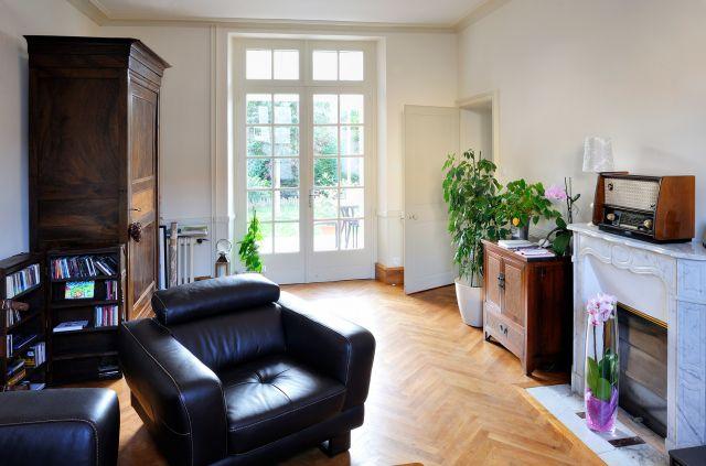 Projets portfolio architecture restauration r novation - Decoration maison bourgeoise ...